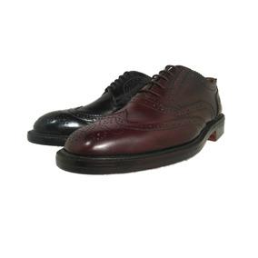 Zapato Hombre Vestir Cordon Picado Bs Suela Charly Shoestore