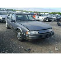 Tablero Sin Accesorios Chevrolet Cavalier1991 1994