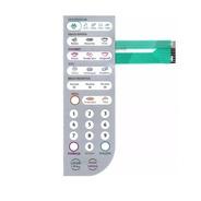 Membrana Painel Teclado Microondas Electrolux Meg41 Meg 41