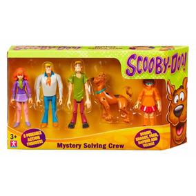 Muñecos Articulados Scooby Doo Juguetes Pepona