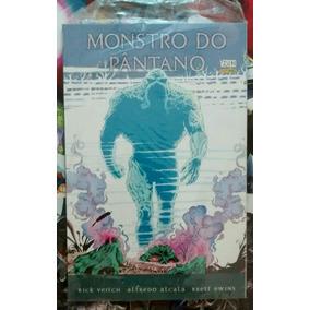 Monstro Do Pântano Regenese Vol 1 Novo