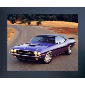 1970 Desafiador De Dodge Hemi Del Coche De Carreras Co W9