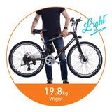 Lima Bicicleta Panasonic Electrica Airwheel R8 Aluminio New