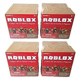 Series Roblox 2 Acción Box Figura Mystery (set De 4)