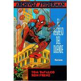 Spiderman Archivos, El Regreso Del Duende. Ed. Forum. Papel!