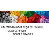 Lego Placas 2x8 Até 6 X15 Varias Cores - Consulte-nos