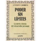 Libro, Poder Sin Límites De Anthony Robbins.