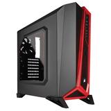 Corsair Gabinete Gamer Spec-alpha Negro/rojo Cc-9011085-ww
