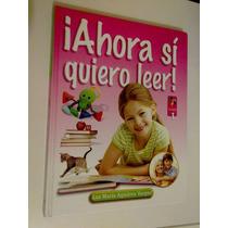 Ahora Sí Quiero Leer 1 Y 2 , Luz Ma Aguilera , Libros Dañado
