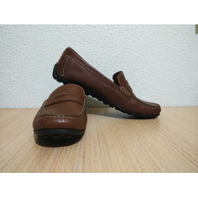 Zapatos Casuales Clarks Cierre Magico Ropa, Zapatos y