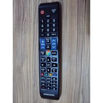 Controle Remoto Tv Samsung Original Aa59-00587a