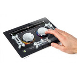 Dj Mixer Ion Scratch 2 Go Mezcladora Para Ipad O Tablet