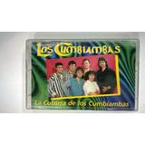 Los Cumbiambas, Casset