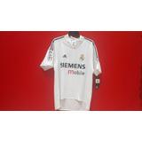 Jersey Real Madrid adidas 2004 2005 Loc Original Nacional