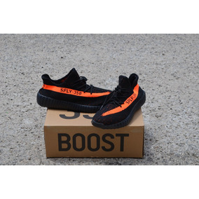Tenis adidas Yeezy V2 350 Boost + Shopping Bag