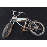 Bicicleta Antigua Toyama Retro R16 Vintage Cross Bmx Junior