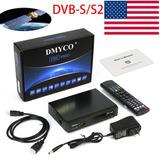 Dmyco V9s Pro Receptor De Televisión Satelital Digital Full