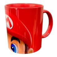 Caneca De Louça Super Mario