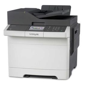 Impresora Multifuncion Laser Color Lexmark Cx417 De Duplex