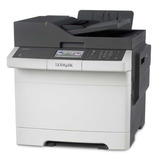 Impresora Multifuncion Laser Color Lexmark Cx417 De Duplex