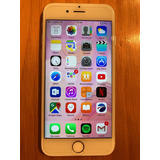 Iphone 6 16gb Silver En Excelente Estado