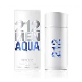 Perfume 212 Men Aqua 100 Ml