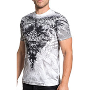 Remera Xtreme Couture Genocyber