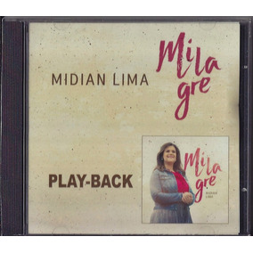 Playback Midian Lima Milagre Mk Lc11