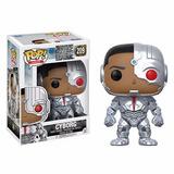 Justice League Movie Cyborg Pop Funko