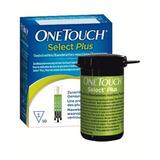 Tirillas One Touch Select Plus Jhonson X50 Obsequio Lancetas