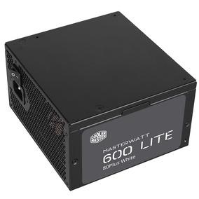 Fonte Atx 600w Masterwatt Mpx-6001 80 Plus Cooler Master