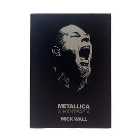 Livro - Metallica A Biografia