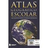 Livro: Atlas Geografico Escolar Ibep Frete Gratis