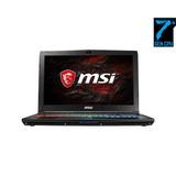 Portátil Gamer Msi Gp62 7rex I7 8gb 1tb 15.6 Fhd 1050 Ti 4g