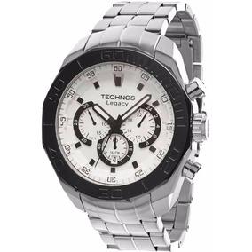 Relógio Technos Cronógrafo Classic Legacy Js25as/1k