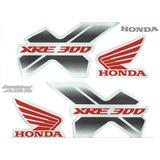 Kit Adesivos Honda Combined Abs Xre 300 2014 Branca