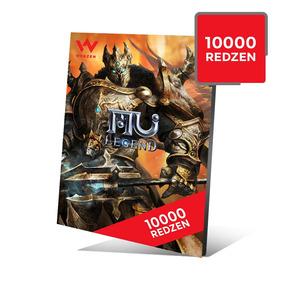 Mu Legend Cartão Pré-pago 10000 Redzen Crédito 10000 Redzen