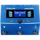 Pedal Efectos Tc Helicon Voice Live Play - 12 Pagos S/rec