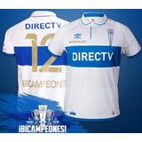Exclusiva ! Camiseta Uc U.catolica Umbro Bicampeones
