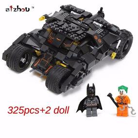 Bloco De Montar Quebra-cabeça Compatível Lego 325 Pcs Batman