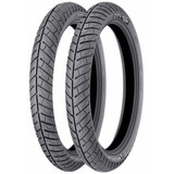 Jgo Cubiertas Michelin City Pro 2.75-18 Y 90/90/18 Ybr 125