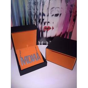 Madonna Colar De Ouro Branco Mdna Oficial Da Madonna Ltd