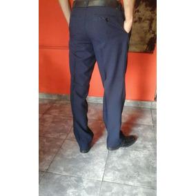 Pantalon De Vestir Tela Tropical Mecanico