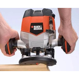 Trompo Fresador Black And Decker Rp250be