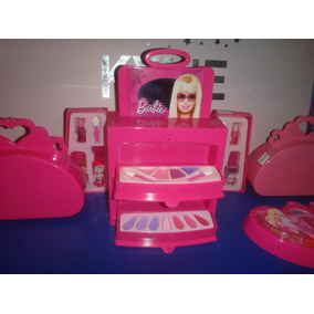 Maquillaje Barbie Tipo Peinadora Para Niñas