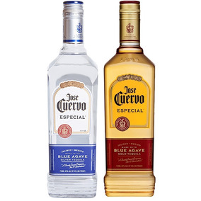 Tequila Jose Cuervo Especial Gold/silver Reposado 750ml