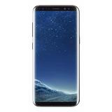 Samsung Galaxy S8 64gb + Forro Y Protector De Pantalla Spige