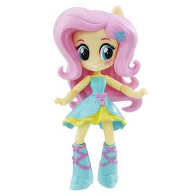 My Little Pony - Boneca Mini Equestria Girls - Fluttershy B7