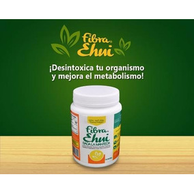Fibra Ehui Bajar De Peso Suplemento Alimenticio Digestion