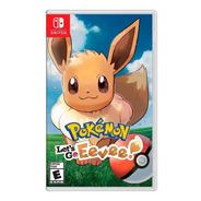 Pokémon: Let's Go, Eevee! Nintendo Switch Fisico Sellado